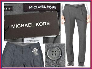 b607992ec4 Caricamento dell'immagine in corso MICHAEL-KORS-Pantaloni-Per-Uomo-33-US-50-