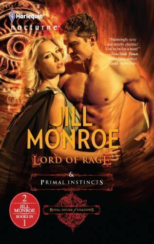 Lord of Rage and Primal Instincts: Lord of Rage\Primal Instincts-ExLibrary