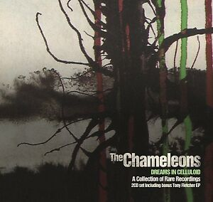 The Chameleons Dreams In Celluloid  Tony Fletcher EP - Aberdeen, Aberdeen City, United Kingdom - The Chameleons Dreams In Celluloid  Tony Fletcher EP - Aberdeen, Aberdeen City, United Kingdom