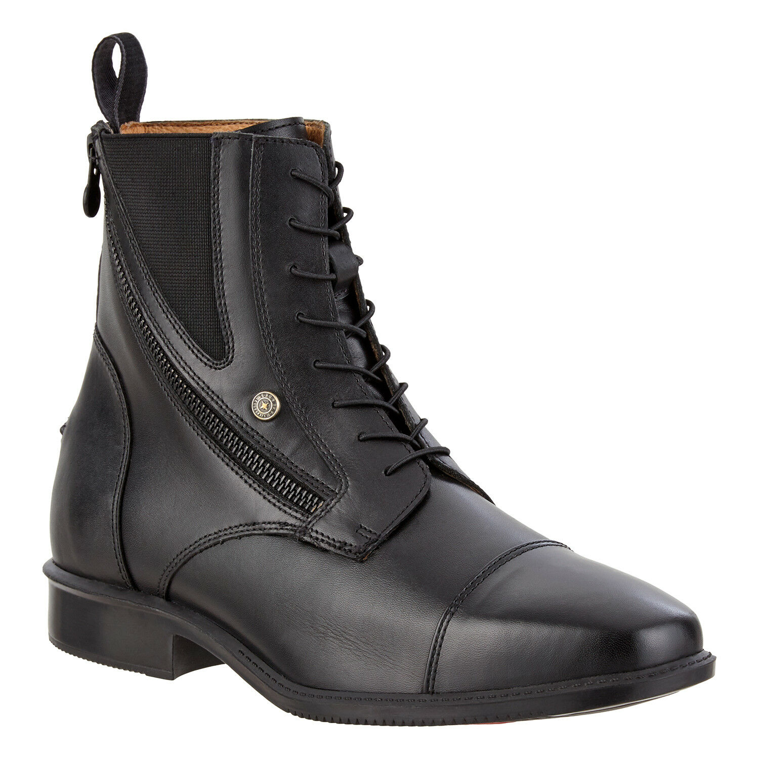 Suedwind Stiefelette Legacy  SZ black komfortabel durch Fersendämpfung  general high quality