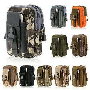 Outdoor-Waterproof-Tactical-Bag-Waist-Fanny-Pack-Camping-Military-Army-Bag-Pouch