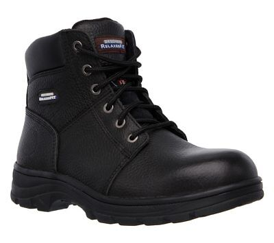 Workshire St Safety Boots 77009ec Mens Memory Foam Skechers Work Relaxed Fit Personal Protective Equipment (ppe) Clothing, Shoes & Accessories