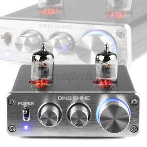 Pre-Amplifier-HIFI-Stereo-Audio-Buffer-Preamp-w-Mini-6J1-Valve-amp-Vacuum