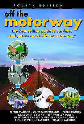 OFF THE MOTORWAY: A popular guide that follows the junctions of each-ExLibrary