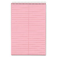 Tops Prism Steno Books Gregg 6 X 9 Pink 80 Sheets 4 Pads/pack 80254 on sale