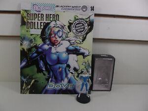 DC-Comics-Figurine-Blackest-Night-Brightest-Day-14-Dove-Eaglemoss-BNBD