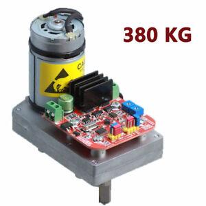 12V-24V-380KG-CM-Ultra-high-power-High-torque-Servos-Driver-Full-Metal-Robot