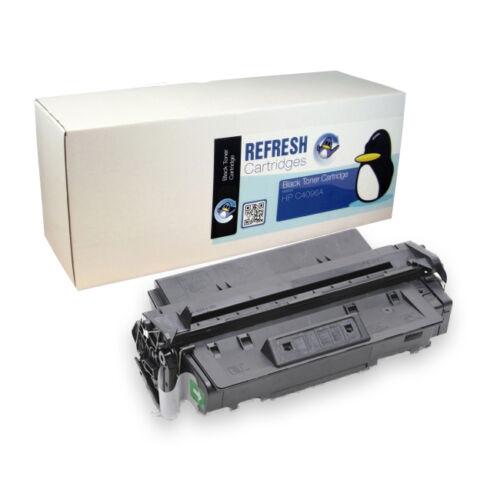 Refresh Kartuschen C4096A 96A Schwarz Laser Toner Kompatibel mit hp Drucker