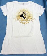 New: MICHAEL JACKSON - Sky (Juniors Fitted Girlie XL) Concert T-Shirt