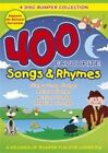 400 Favourite Songs and Rhymes Bumper Collection 5030305107529 DVD Region 2