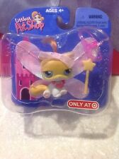 New Hasbro Littlest Pet Shop Fairy Princess Exclusive Kitten Cat with Wings