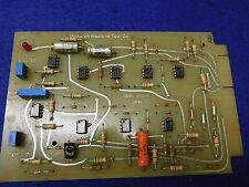 Monarch Machine Tool Printed Circuit Board Assy # 50305
