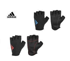 Adidas Half Finger Essential Training Gloves