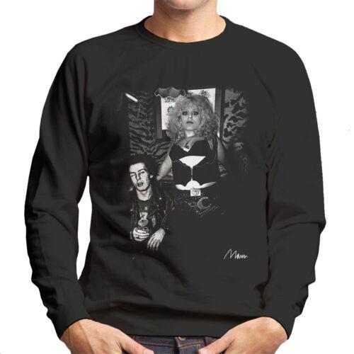 Richard Mann officiel de la photographie Hommes Sweat-shirt Sid Vicious Spungen Branson