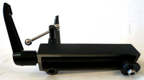 """4-3//8/"""" Rest Turning New Eccentric Lock Deluxe Mini Wood Lathe Tool Rest Base"""