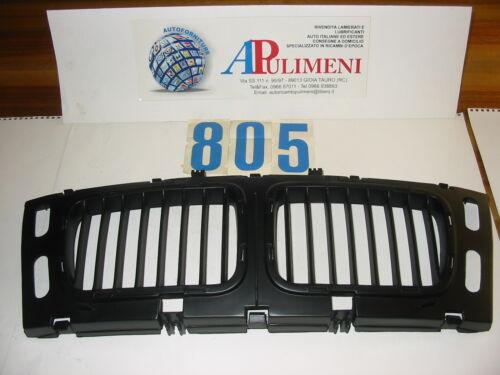FRONT GRILLE SCUDO CENTRALE BMW S.5 E34 04//94-/< 1111815 GRIGLIA