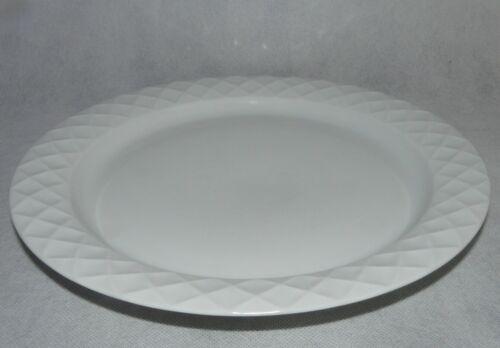 Thomas Porzellan Holiday Raute Karo  weiß Dessertteller Kuchenteller 19,5 cm Dm