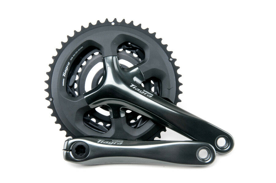 New Shimano Tiagra 4703 10 Speed Triple  30 39 50 Crankset 172.5mm  brand on sale clearance