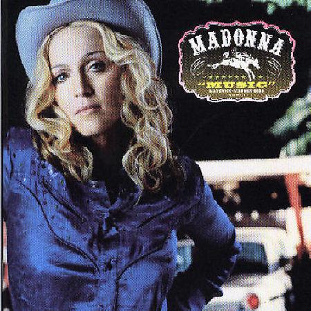 1 of 1 - Music [Australia Bonus Tracks] by Madonna (CD, Sep-2000, Warner Bros.)