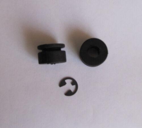 Wurlitzer 2200 2204 2250 2300 2304 2310 Jukebox Turntable Motor Grommets