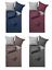 Biberna-Melange-Flanell-Bettwaesche-135x200-Bicolor-100-Baumwolle Indexbild 1