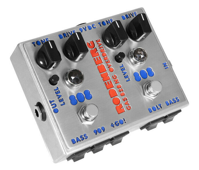 Rodenberg GAS-828 NG Overdrive x 2