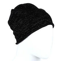 048699ea3d13e Women s Halogen Slouchy Cashmere Beanie Black for sale online