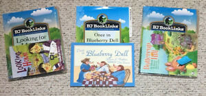 BJU-Bob-Jones-1st-1-Reading-BOOKLINKS-Looking-for-Home-Once-in-Blueberry-Dell