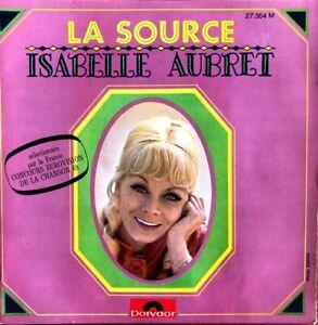 Isabelle-Aubret-La-Source-Vinyl-7-034-45T-EP