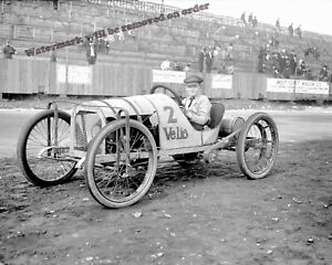 Photograph Velie Cycle Race Car Tacoma Speedway Washington Year ...