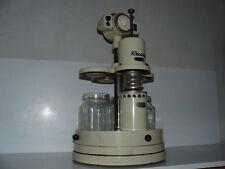 Original Elma Rotationsreinigungsmaschine f. Uhrmacher komplett u. gutem Zustand