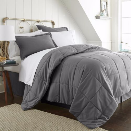 Complete Bed Set by Soft Essentials 8 Piece Bed in a Bag