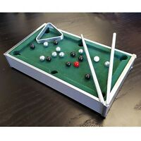 Mini Tabletop Pool Table on sale