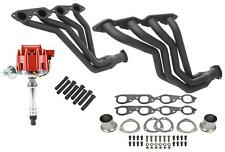 Jegs 30059k1 Long Tube Headers Amp Ignition Kit 1968 1991 Big Block Chevy 396 454
