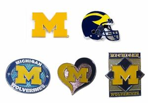 Michigan Wolverines Lapel Pins Ncaa Licensed About 1 Quot Tall