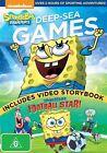 Spongebob Squarepants - Deep-Sea Games (DVD, 2014)