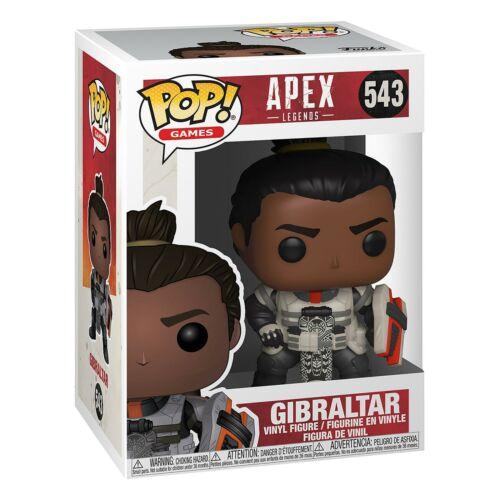 Funko Pop Vinyle Apex Legends Gibraltar figurine #543
