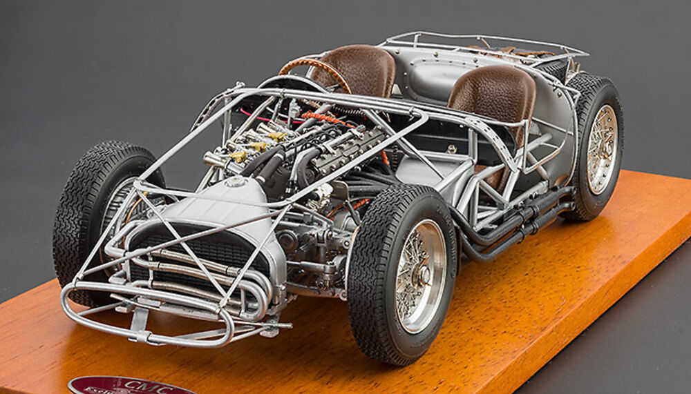 1 Maserati S Rolling chasis Diecast modelo en escala 1:18 por CMC M-109