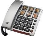 Audioline BigTel 40 Plus Bild, Foto, Grosstasten-Telefon Senioren-Telefon -