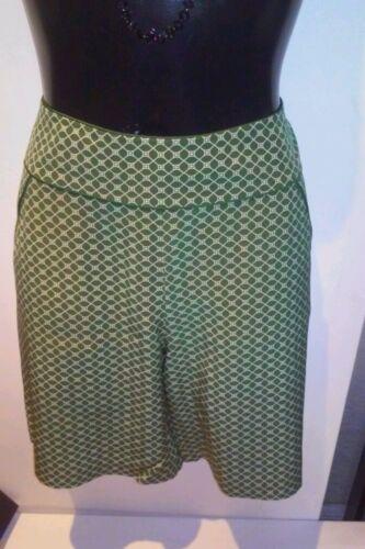 al di dettaglio Us 325 10 Print Pantaloncini Raoul Taglia seta Green 6xxq8d