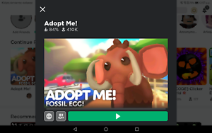 Adopt Me Game Rent Full Grown Animals Hire Pets Ebay