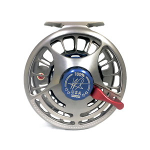 NEW SEIGLER BF BIG FLY WEIGHT  LEVER DRAG FLY REEL WITH FREE SHIPPING  beautiful