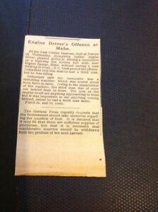 G3-1-ephemera-1915-Article-Engine-Driver-Mabe-Humphrey-Spiller-Loco-Trouble