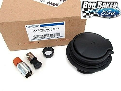 08-2009 Ford Expedition ASHTRAY CUP W// LIGHTER ELEMENT KIT 5L8Z-7804810-BAA OEM
