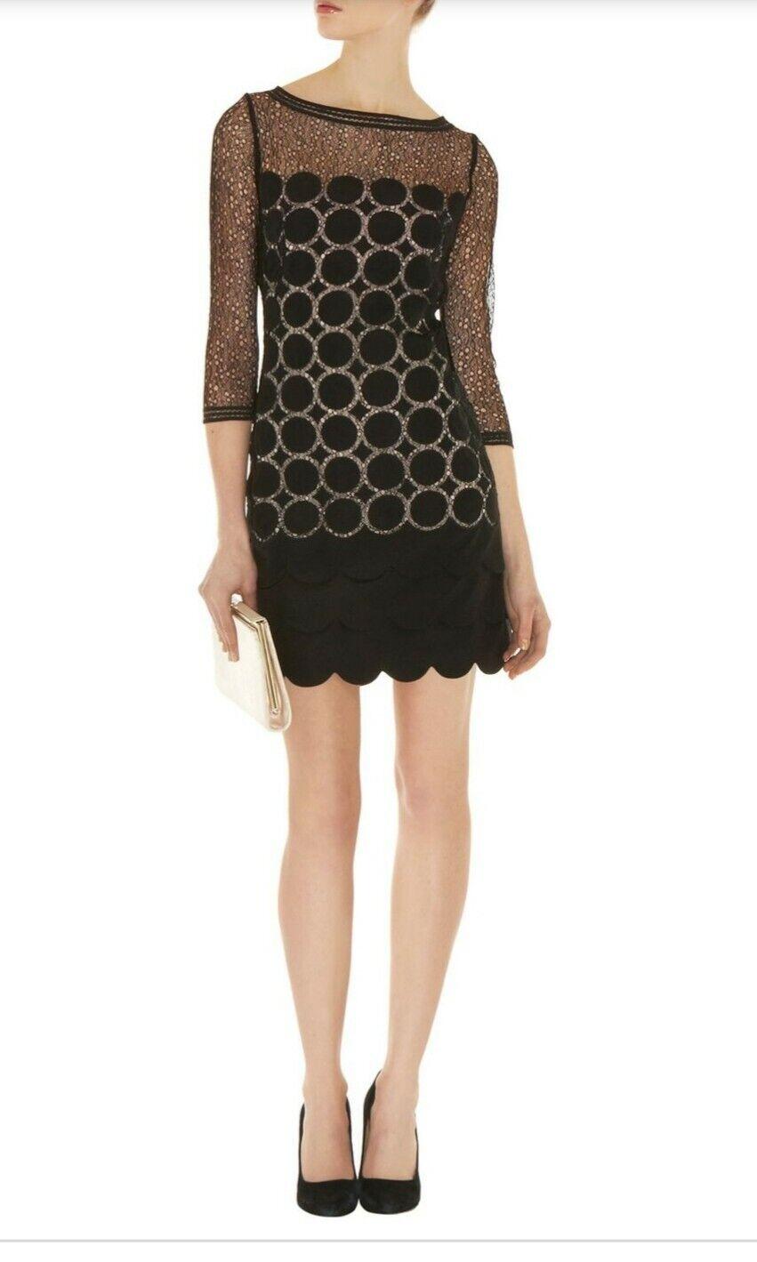 Precioso Vestido Karen  Millen, tamaño10-a estrenar con las etiquetas,  soporte minorista mayorista