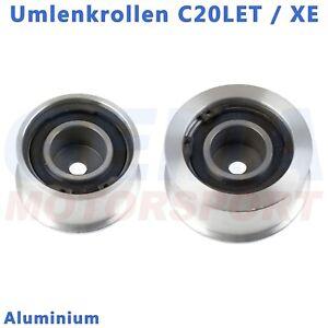 Satz-Rennsport-Zahnriemen-Umlenkrollen-C20LET-Calibra-Turbo-4x4-C20XE-Astra-Gsi