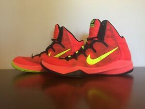 9f86c19bd511f Nike Zoom Without A Doubt Basketball Shoes - Men's Size 13 (749432 ...
