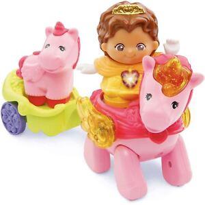 100% De Qualité Vtech Toot-toot Amis Uni Princesse Addie & Sa Licorne Toy Entièrement Neuf Dans Sa Boîte-afficher Le Titre D'origine Performance Fiable