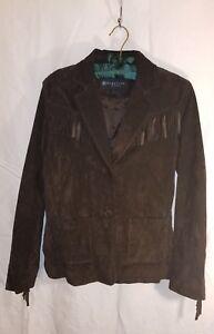 Leather Women Jacket Suede Cole Kennet R1qwTT