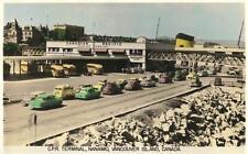 Photo. 1949-51. Nanaimo, BC Canada. Canadian Pacific Steamship Terminal